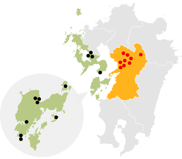 熊本エリア